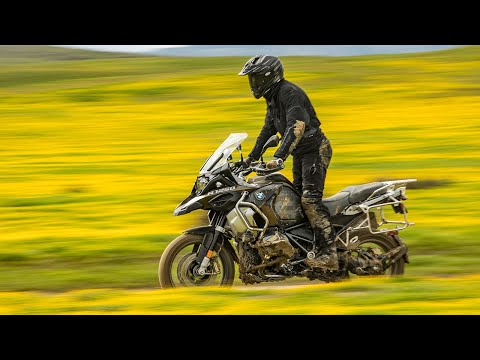 2019 BMW R 1250 GS Adventure First Ride Review