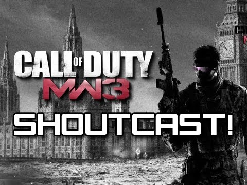 MW3 Shoutcast - I can