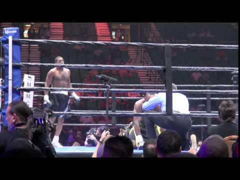 Michael Hunter vs. Deon Elam full fight