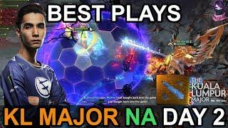 Kuala Lumpur Major BEST PLAYS NA DAY 2 Highlights Dota 2 by Time 2 Dota #dota2 #KLMajor