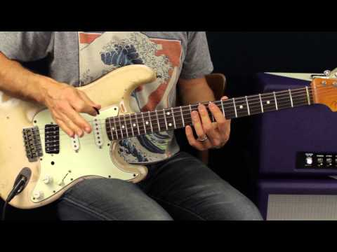 How To Play - Kid Rock - First Kiss - Guitar Lesson - EASY Rock Song