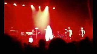 Róisín Murphy Scarlet Ribbons live Brussels 19.11.2007