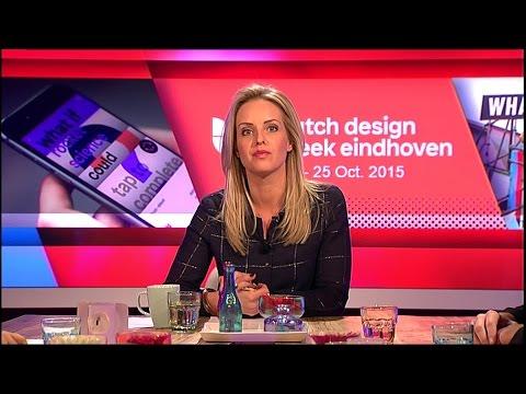 Onder Ons in het teken van de Dutch Design Week