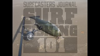 Surf Fishing 101 Episode # 19 , Picking the right reel with Craig Cantelmo