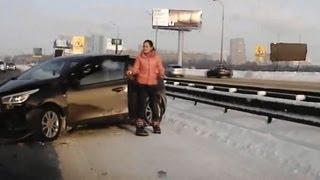 Car Crash Compilation # 43