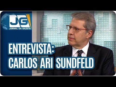 Maria Lydia entrevista o jurista Carlos Ari Sundfeld, sobre a crise política