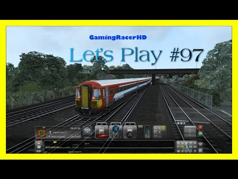 Train Simulator 2015 - Let's Play #97 - London To Brighton - Gatwick Express [1080p 60FPS]