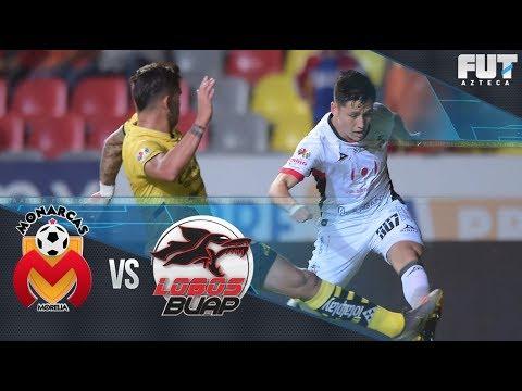 Liga MX | Monarcas 1-1 Lobos BUAP