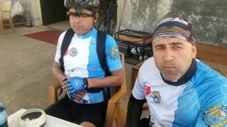 Seydişehir-Alanya Bisiklet Turu 1.Bölüm 114 Km
