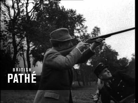 Presidential Pheasant Shoot (1949)