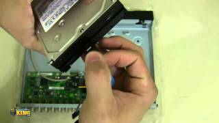 How to Install Hard Drive in a Mini Series DVR