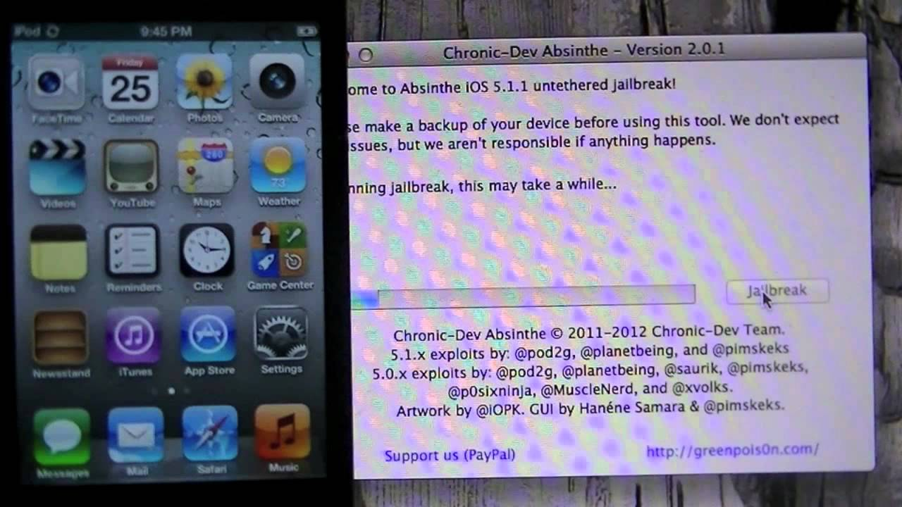 Jailbreak iOS 5.1.1 Untethered for iPad 3, iPhone 4S, and ...