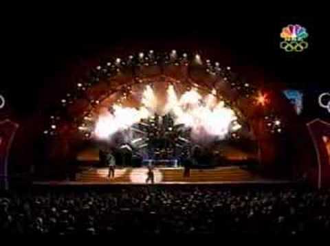 creed my sacrifice (live at olympics 2002)