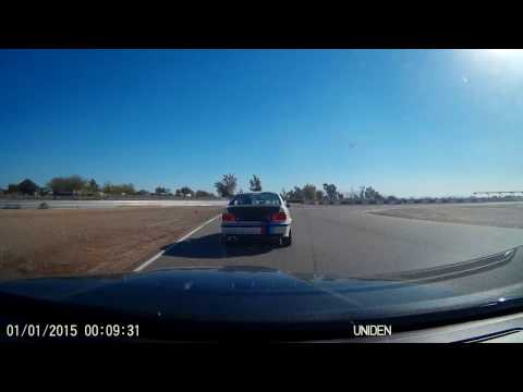 Passing a few cars at Arizona Motor sports park Arizona 12-17-16