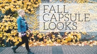 Fall Capsule Combinations