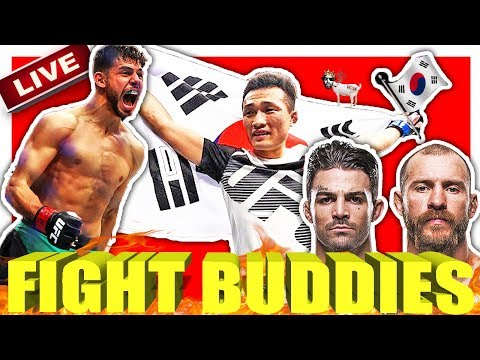 ufc-fight-night-139-korean-zombie-vs-yair-rodriguez-cowboy-cerone-vs-mike-perry-live-reaction