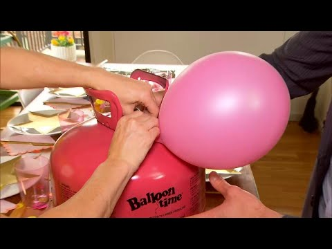 Lance Houston - How to Get Balloons During the Helium Shortage