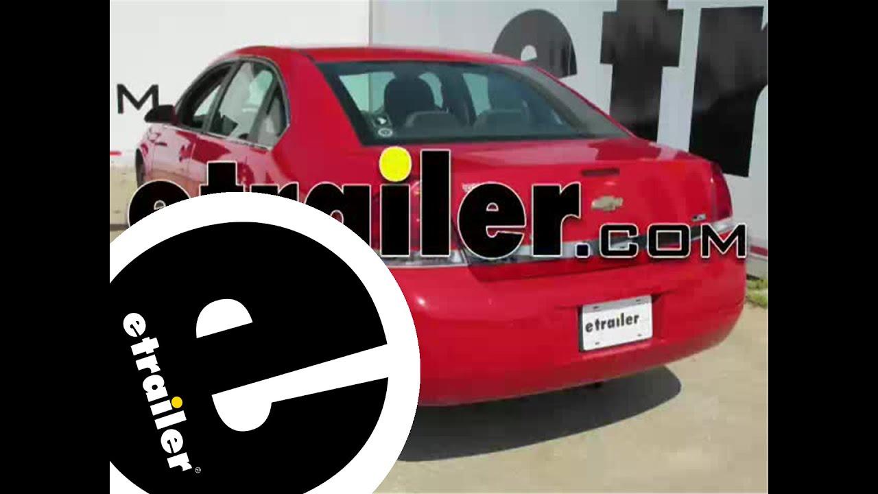 Install Trailer Hitch 2010 Chevrolet Impala C12252 Etrailercom Chevy Equinox Wiring