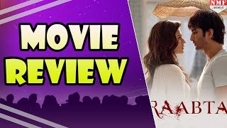 'Raabta' MOVIE REVIEW By Audience | Sushant Singh Rajput, Kriti Sanon