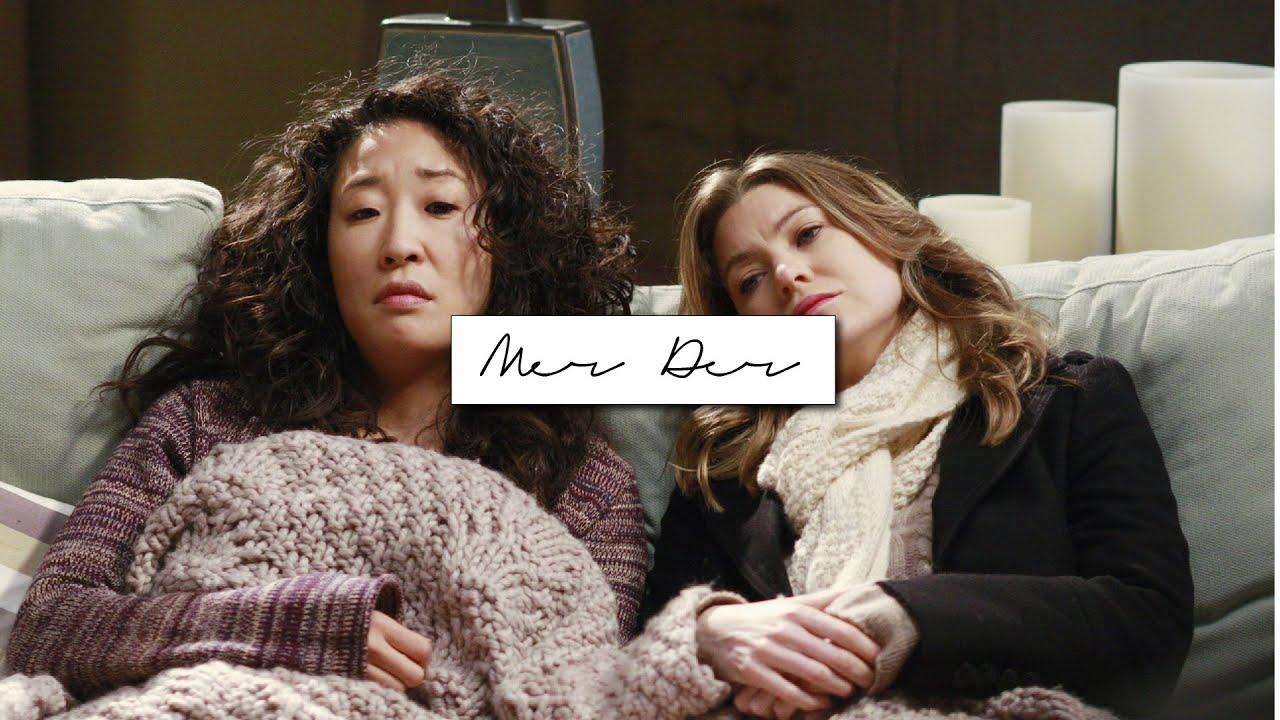 Grey's Anatomy - Instrumental Music (MerDer Theme) - YouTube