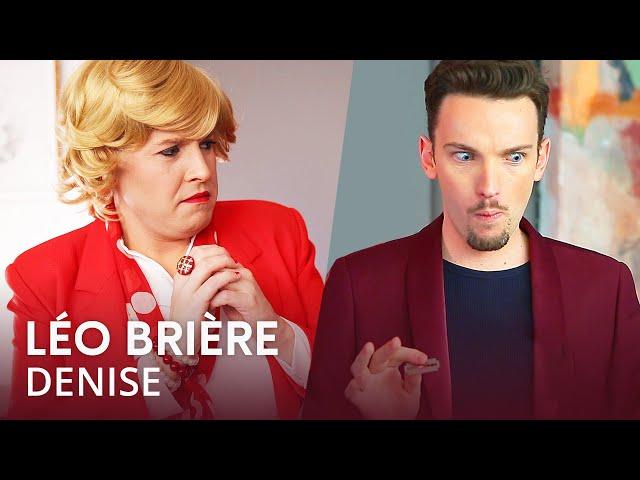 Le mentaliste Léo Brière impressionne Denise