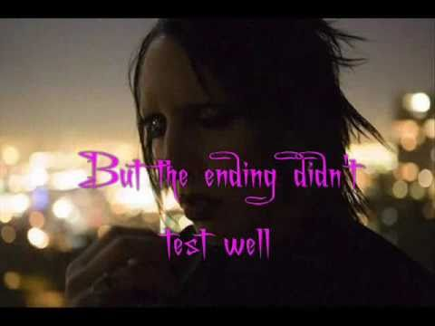 Eat Me, Drink Me - Marilyn Manson [Lyrics, Video w/ pic.]