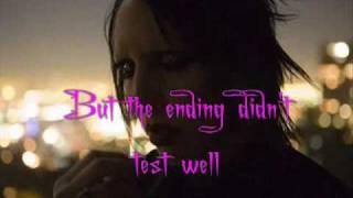 Eat Me, Drink Me - Marilyn Manson [Lyrics, Video w/ pic.]