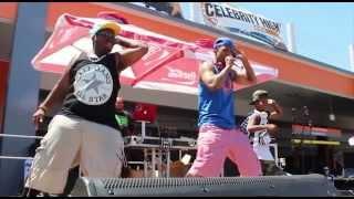 "Nick Cannon  ""Me Sexy"" back to school giveaway w/ DJ Kiss ,James JeffersonJ"