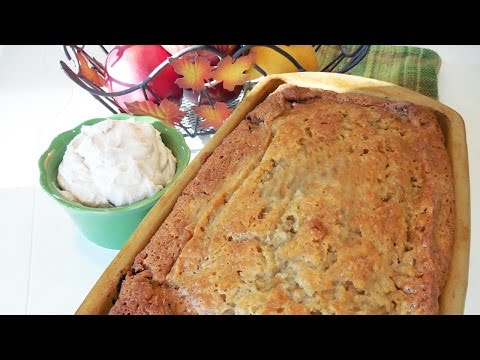 Best Banana Bread and Brown Butter Frosting with Jill