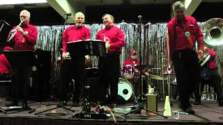 """ANNIE STREET ROCK"": HIGH SIERRA JAZZ BAND at DIXIELAND MONTEREY 2012 (March 3, 2012)"