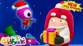 ODDBODS | Surprise Santa Swap | CHRISTMAS 2020 | NEW Full Episode | Cartoons For Kids