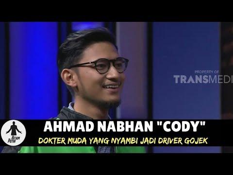 CODY, DOKTER MUDA YANG NYAMBI JADI DRIVER GOJEK | HITAM PUTIH (03/04/18) 1-4