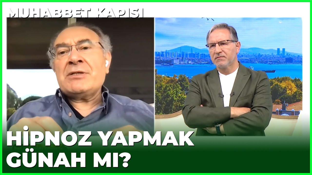 Hipnoz Yapmak Dinen Uygun Mudur - Prof. Dr. Mustafa Karataş ile Muhabbet Kapısı