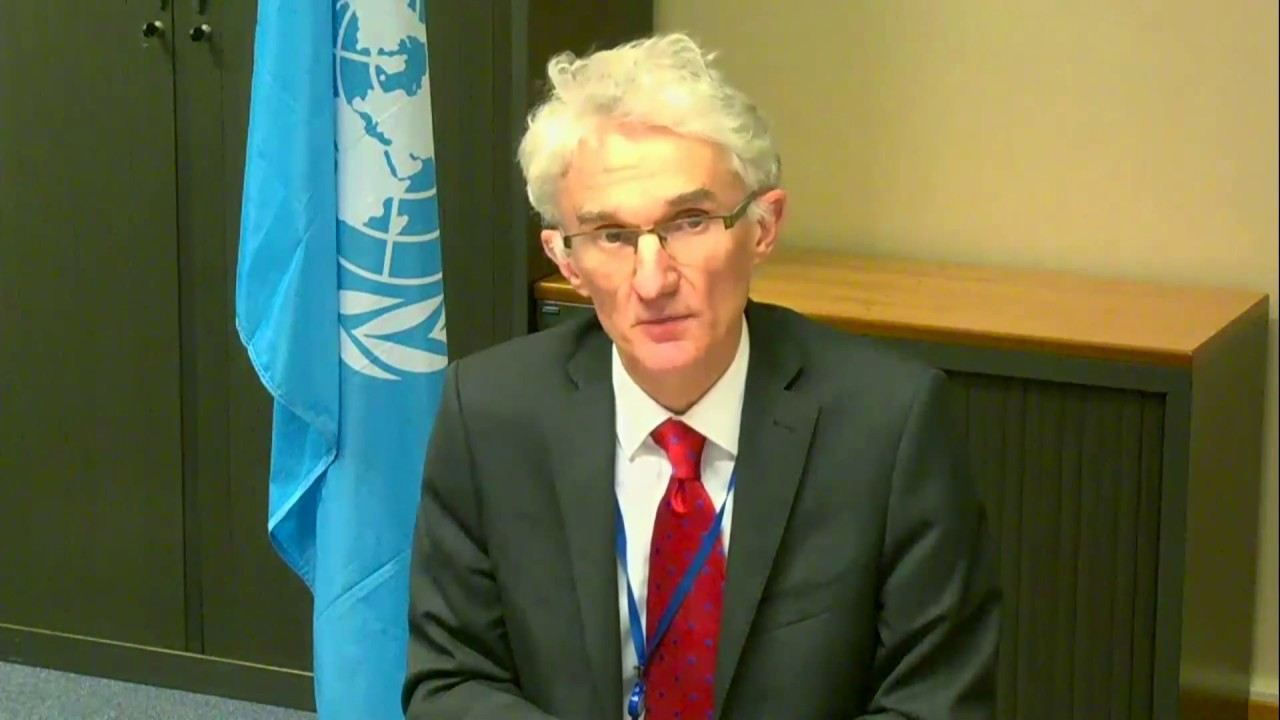 Briefing on the horrific violence in Syria - Security Council