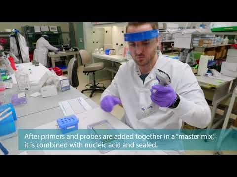 LabCorp COVID-19 Testing Overview