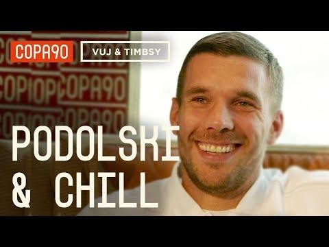 What does Lukas Podolski think of Tottenham? | Podolski & Chill