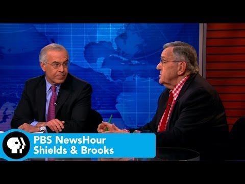 Shields and Brooks on House GOP vs. Homeland Security, Netanyahu speech rift