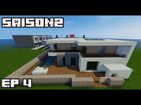 Ville Minecraft S2 Residences Ultra Moderne 3