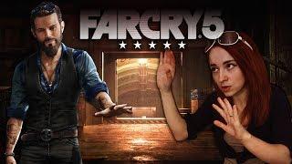 Я тебе говорил, что такое религия?  Far Cry 5
