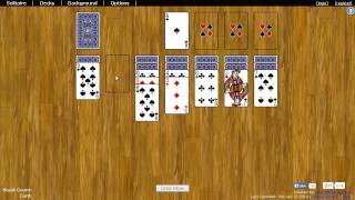 Easthaven Solitaire - How to Play