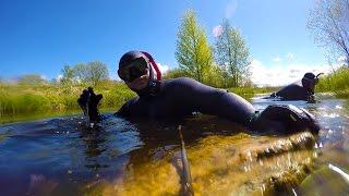 Подводная охота #23 начинаем сезон(Начинаем новый сезон подводной охоты! Instagram Мир Охотника: http://www.instagram.com/hunterworld777/ группа вКонтакте