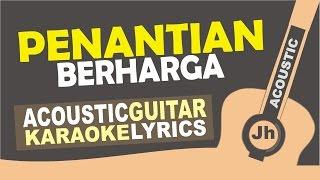 Video Rizky Febian - Penantian Berharga [ Acoustic Karaoke Instrumental ] download MP3, 3GP, MP4, WEBM, AVI, FLV Juni 2018
