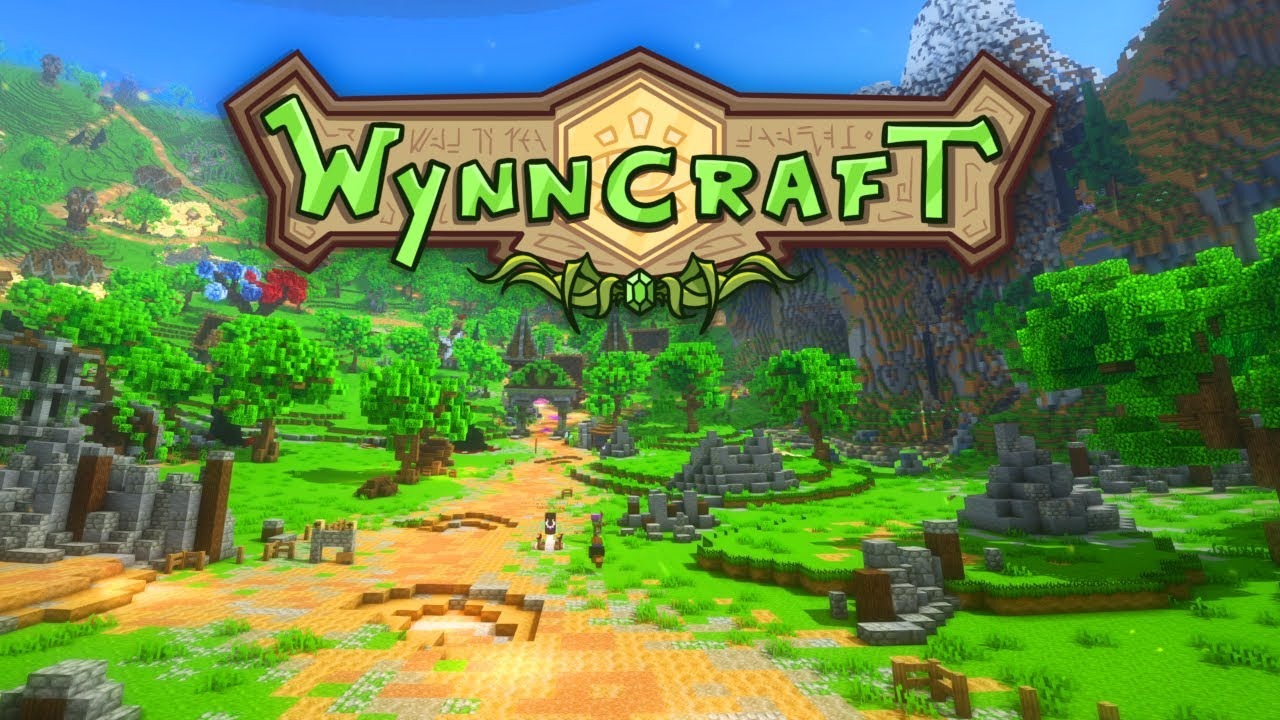 Wynncraft, the Minecraft MMORPG - Official Trailer (Shortened)