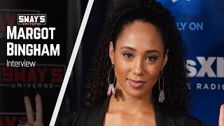 Margot Bingham on Learning from Spike Lee & Sings Live on Sway in the Morning | Sway's Universe