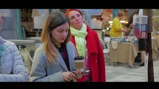 Смотреть видео Чем девушке так нравится бизнес-центр «Нагатинский» онлайн