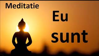 Meditatie Eu Sunt