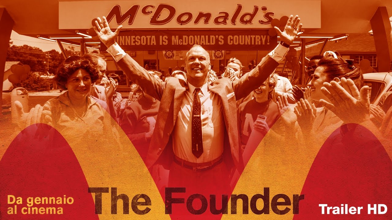 The Founder (2016) Poster