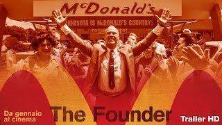 The Founder | Trailer Ufficiale HD thumbnail