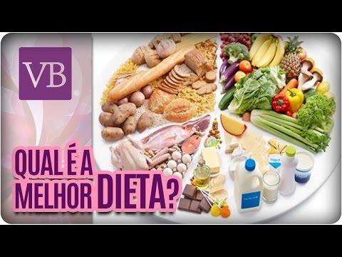 Dieta da Proteína x Dieta Balanceada - Você Bonita (12/07/16)