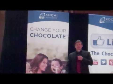 Dr Gordon Pedersen on the Anti-Aging Effect of Dark Chocolate